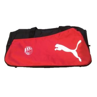 d25ad68ceb Taška Sportovní - Pro Training Medium Bag black-puma red