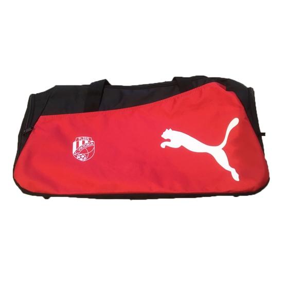 Taška Sportovní - Pro Training Medium Bag black-puma red ced9050a04