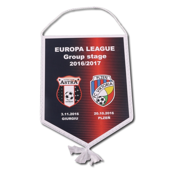 Vlajka Astra Giurgiu - Group Stage UEL 2016/2017